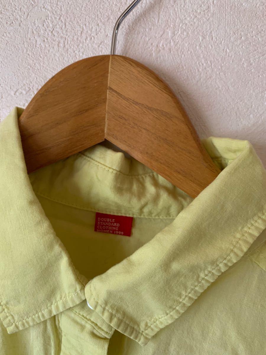 ブラウス ノースリーブシャツ ダブルスタンダードクロージング ダブスタ F