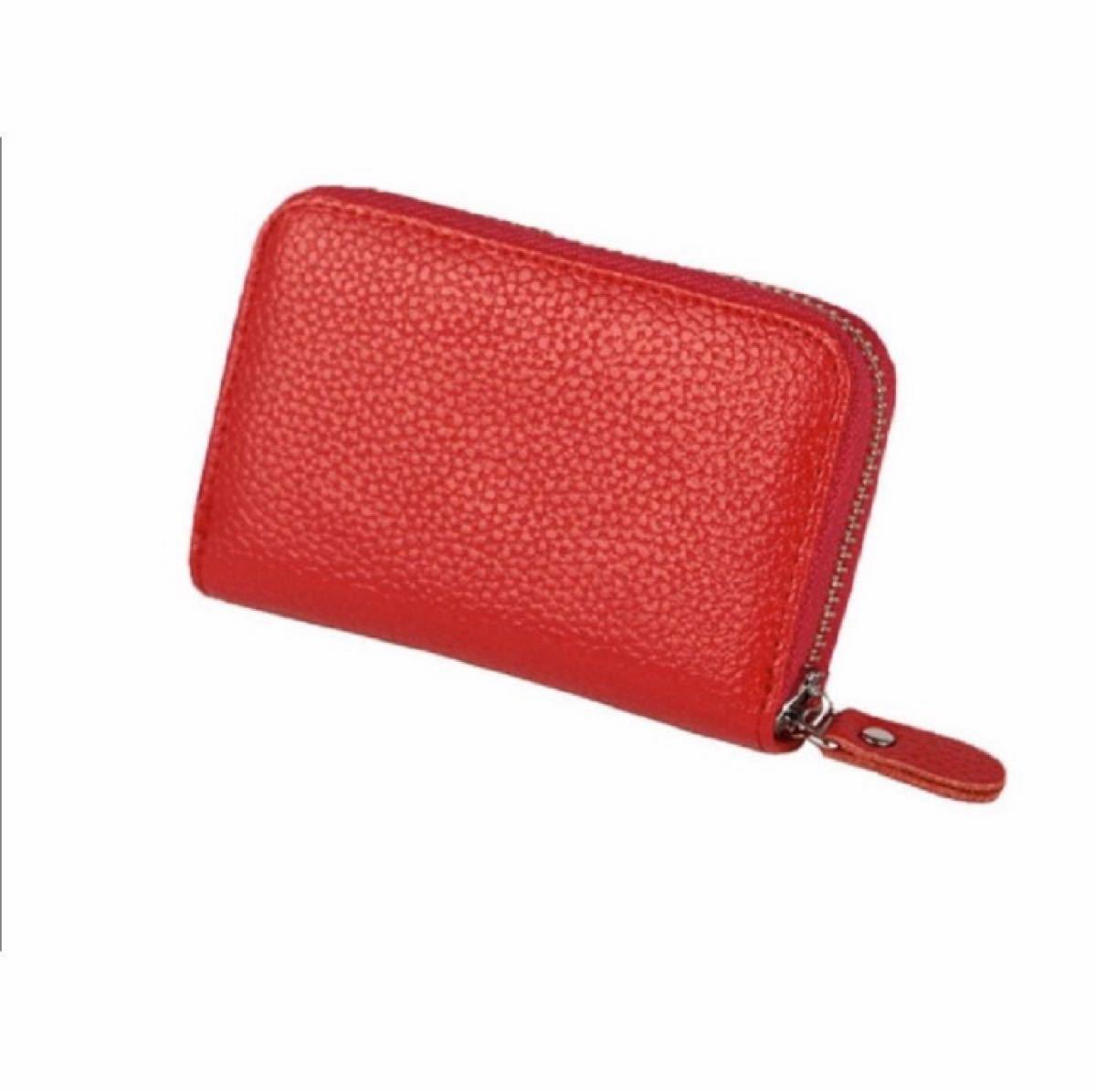 カードケース ジャバラ 蛇腹 カード入れ スキミング防止 RFID ミニ財布