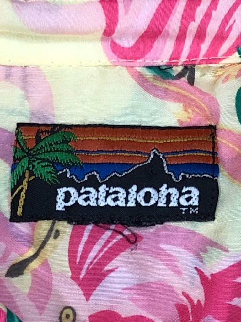 希少 Pataloha パタロハ 1987年 ピンクフラミンゴ M Patagonia パタゴニア ヴィンテージ R20531_画像4