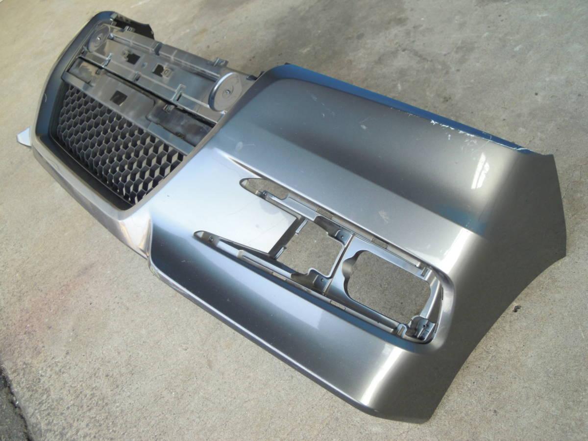 H RK5 ステップワゴンスパーダ フロントバンパー 71101-SZW-J000_画像2