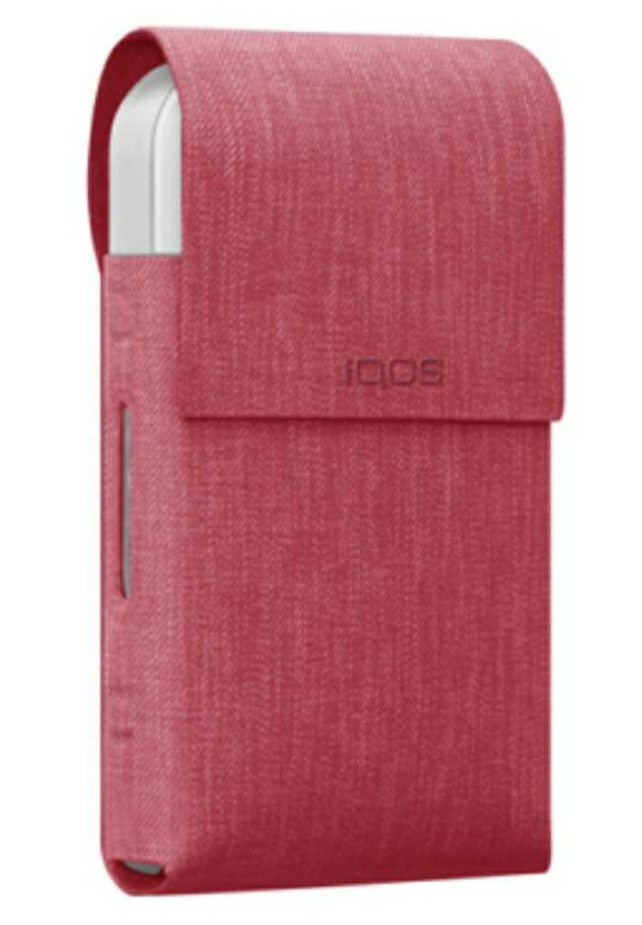 iQOS アイコス 純正ケース ピンク iQOS 2.4 2.4plus 対応_画像3
