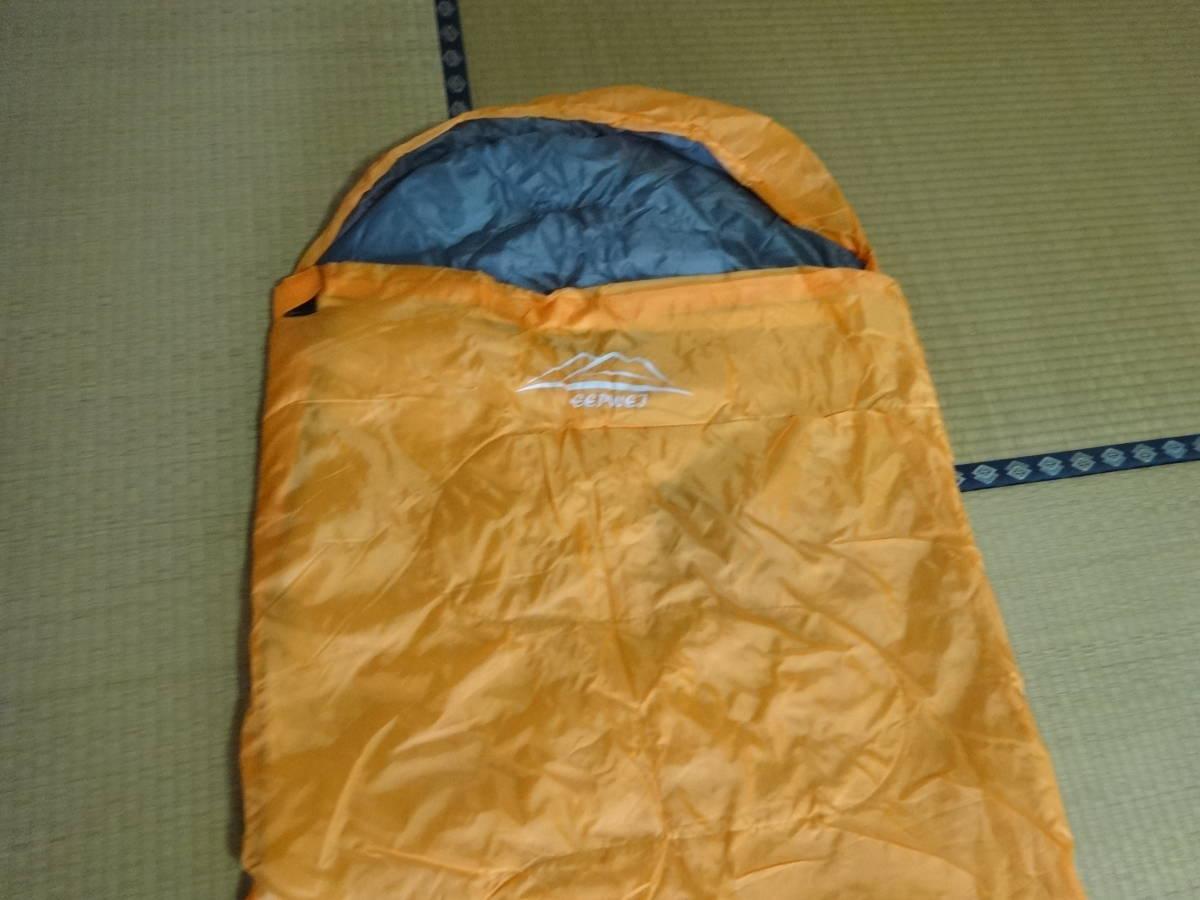 Naturehike テント 1人用/LEEPWEI シュラフノセット_画像7