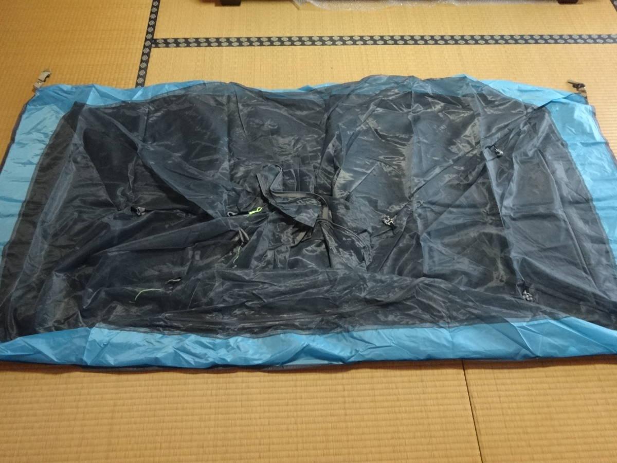 Naturehike テント 1人用/LEEPWEI シュラフノセット_画像5