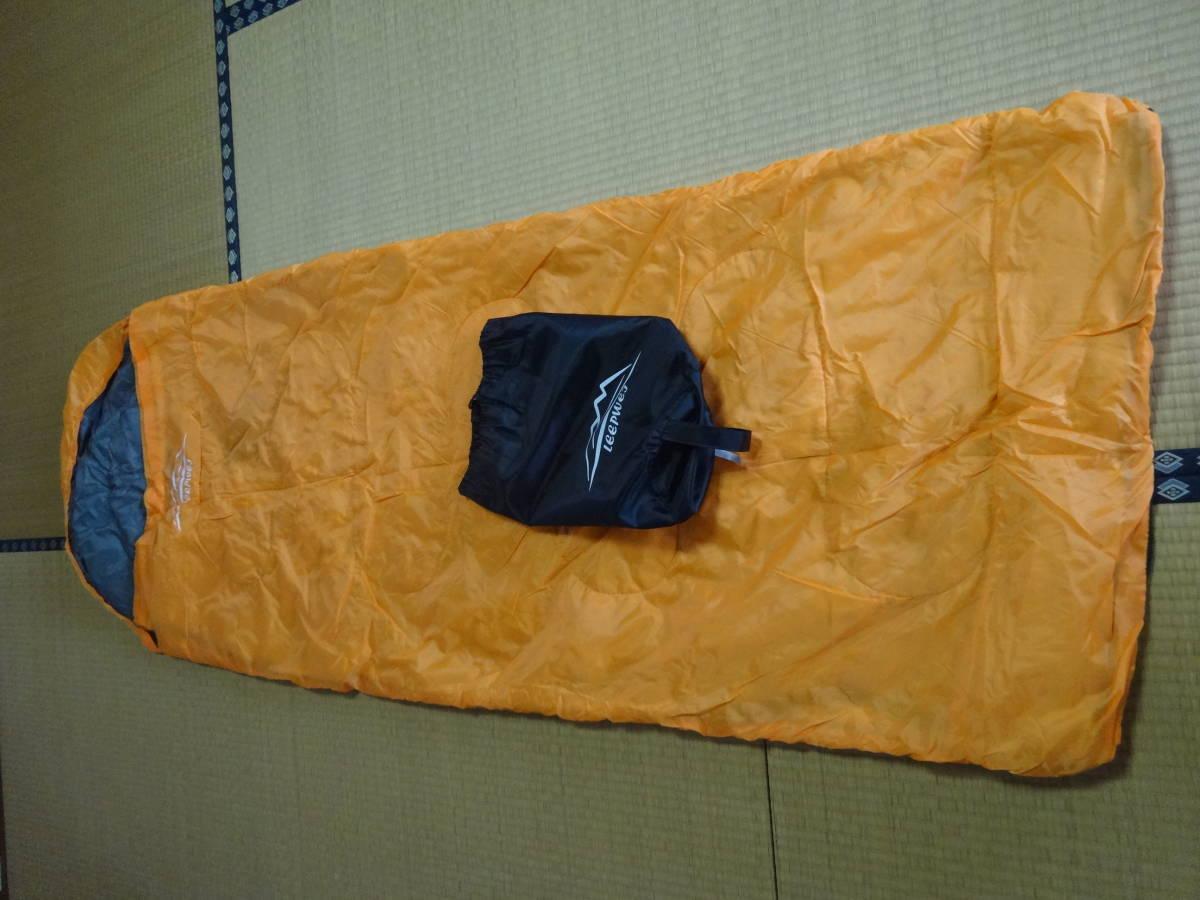 Naturehike テント 1人用/LEEPWEI シュラフノセット_画像6