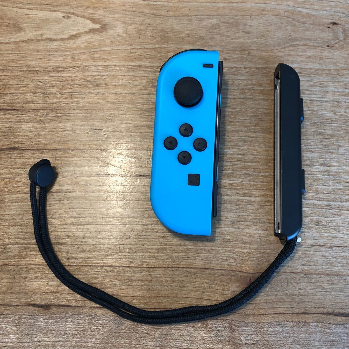 Nintendo Switch Joy-Con(L)ネオンブルー(中古)