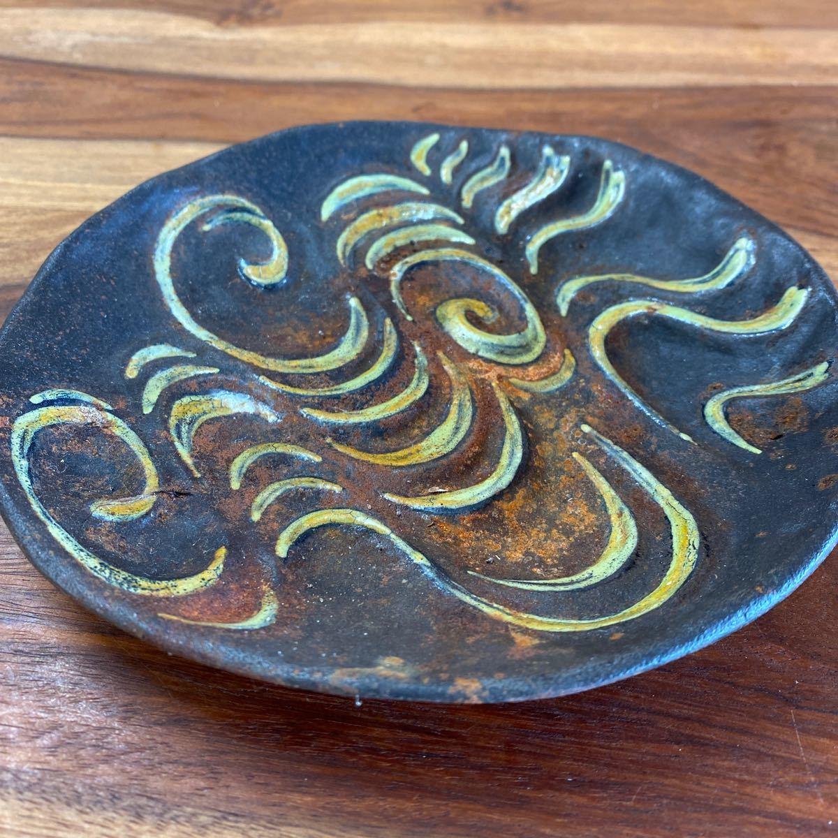 古鉄皿古美術品珍品_画像5