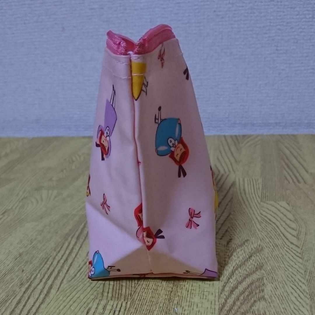 ポーチ ピンク