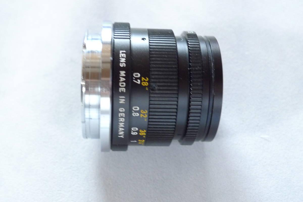 ライカズミクロン50mmドイツ製未使用品_画像3