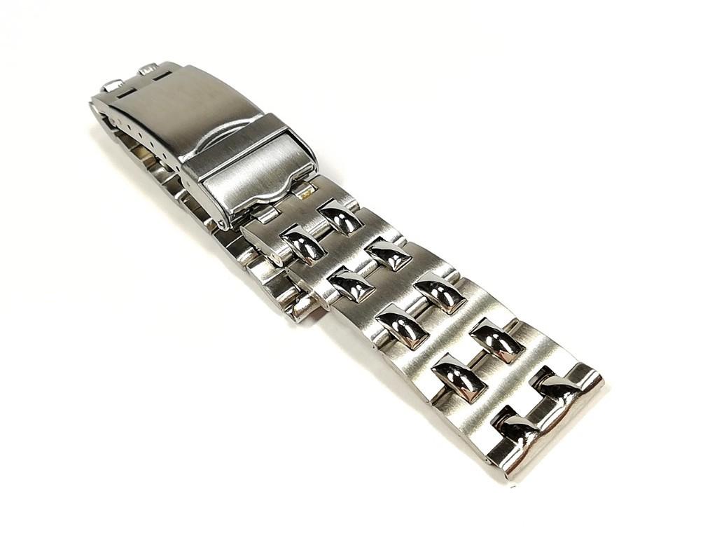【Speidel】ステンレススチール 当時ものケース付き 腕時計バンド デッドストック ベルト アンティーク/ビンテージウォッチに MB762_画像5