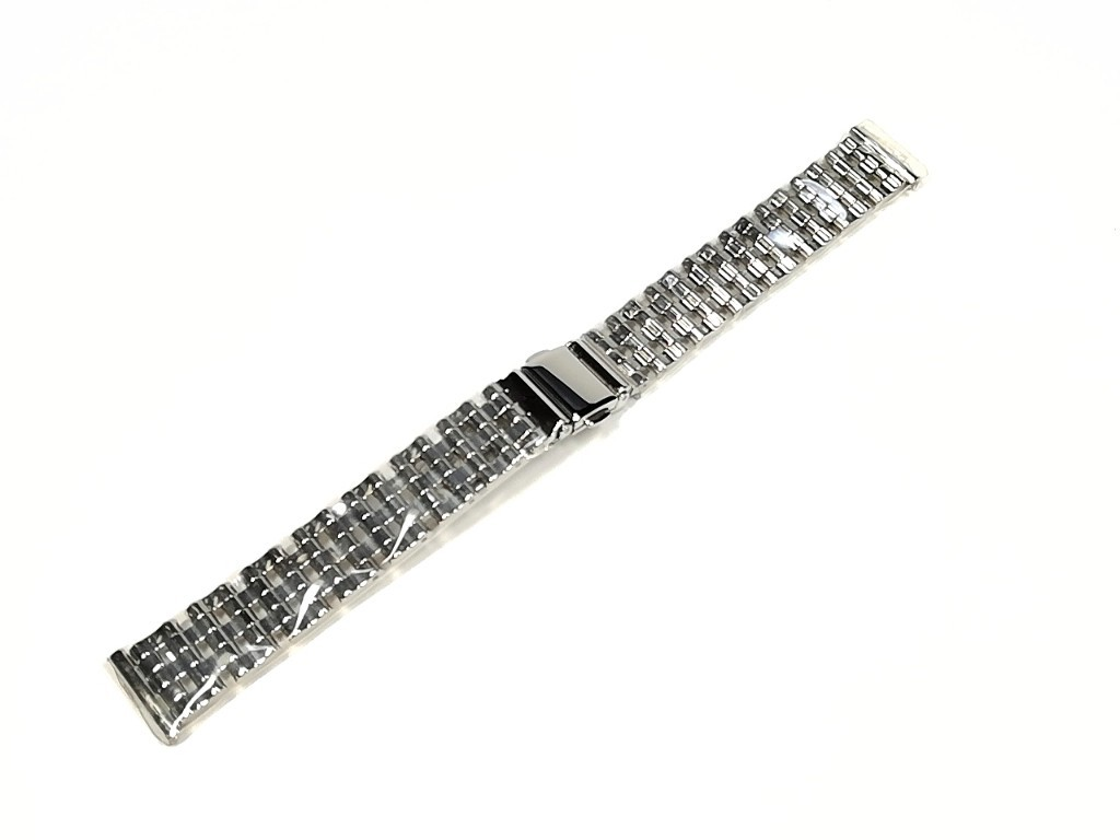 【Speidel】ステンレススチール 腕時計バンド デッドストック ベルト アンティーク/ビンテージウォッチに スペイデル MB763_画像2