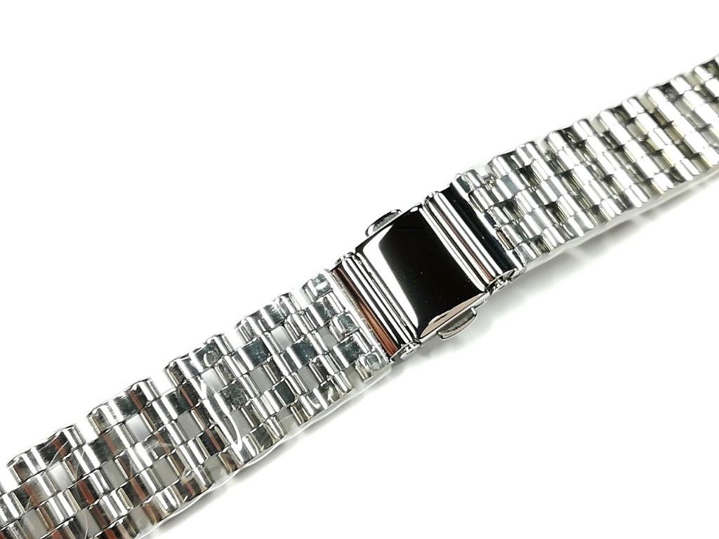 【Speidel】ステンレススチール 腕時計バンド デッドストック ベルト アンティーク/ビンテージウォッチに スペイデル MB763_画像3