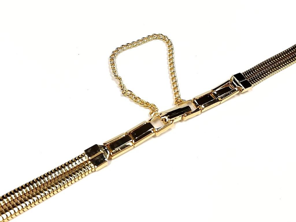 【BOWLES】 女性用腕時計ブレス 一部伸縮タイプ レディースウォッチバンド アンティークウォッチ/ビンテージウォッチに LB773_画像5