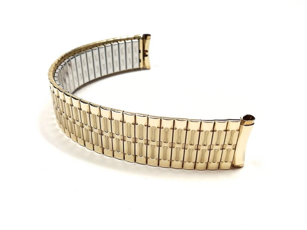 【Speidel】USA ケース付きデッドストック メンズウォッチ伸縮バンド 腕時計ベルト エクスパンションブレス ビンテージ MB782_画像6