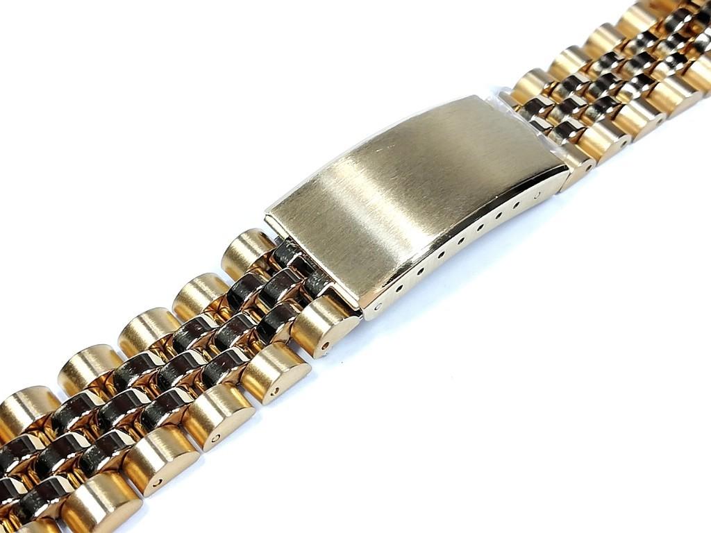 【Speidel】当時ものケース付きデッドストック ウォッチバンド 20mm ブレス メンズ腕時計金属ベルト ビンテージウォッチに MB796_画像4