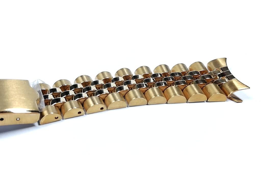 【Speidel】当時ものケース付きデッドストック ウォッチバンド 20mm ブレス メンズ腕時計金属ベルト ビンテージウォッチに MB796_画像7