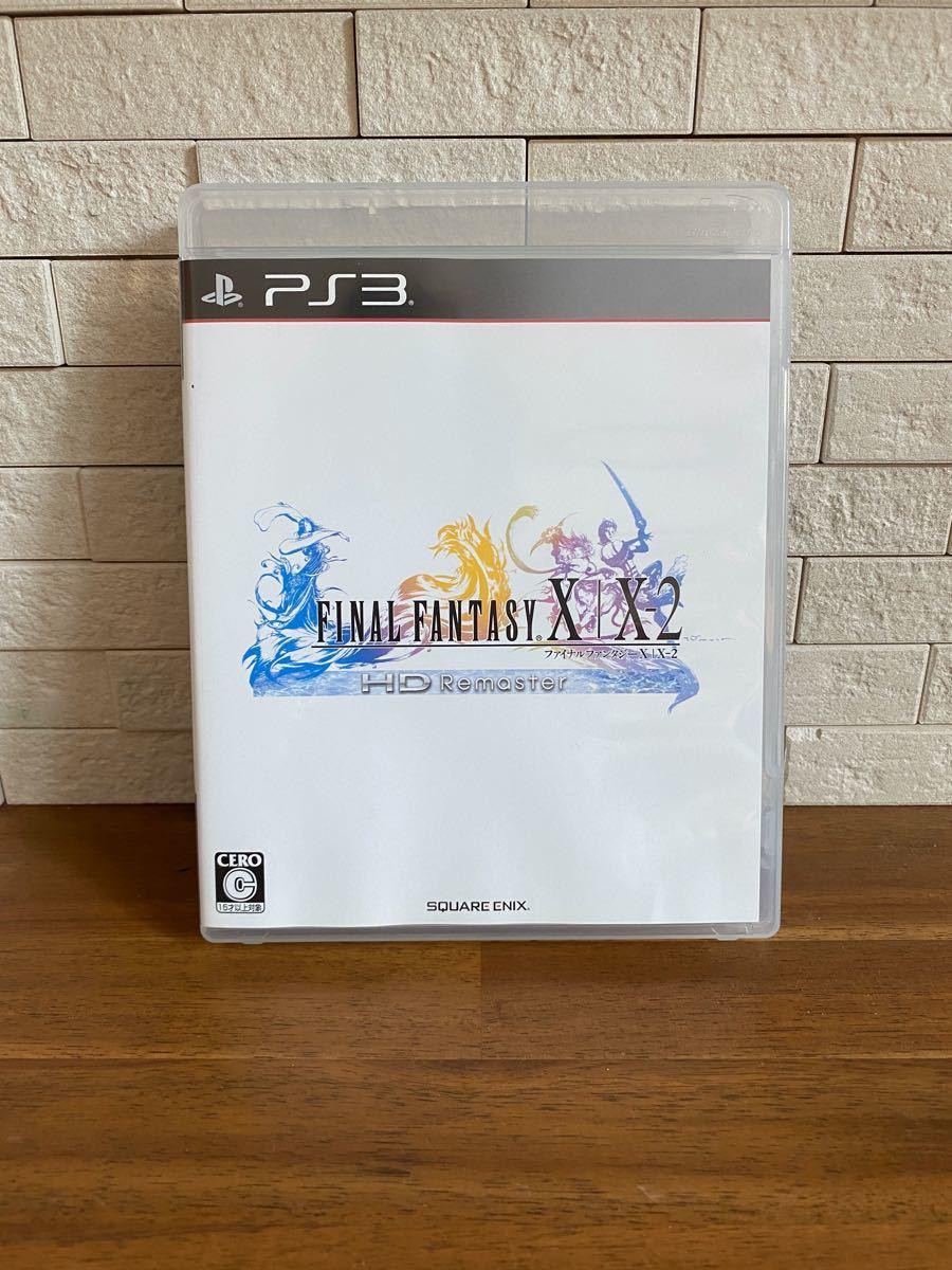 【PS3】 ファイナルファンタジーX/X-2 HD Remaster