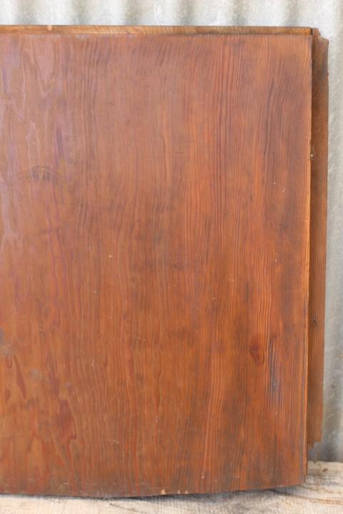 即決■肥松の時代敷板■【床の間古材】1枚板■64×56cm乾燥材■脂松煎茶道具無垢材テーブル天板DIY銘木材指物古民家アンティーク古道具骨董_画像3