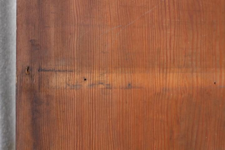 即決■肥松の時代敷板■【床の間古材】1枚板■64×56cm乾燥材■脂松煎茶道具無垢材テーブル天板DIY銘木材指物古民家アンティーク古道具骨董_画像8