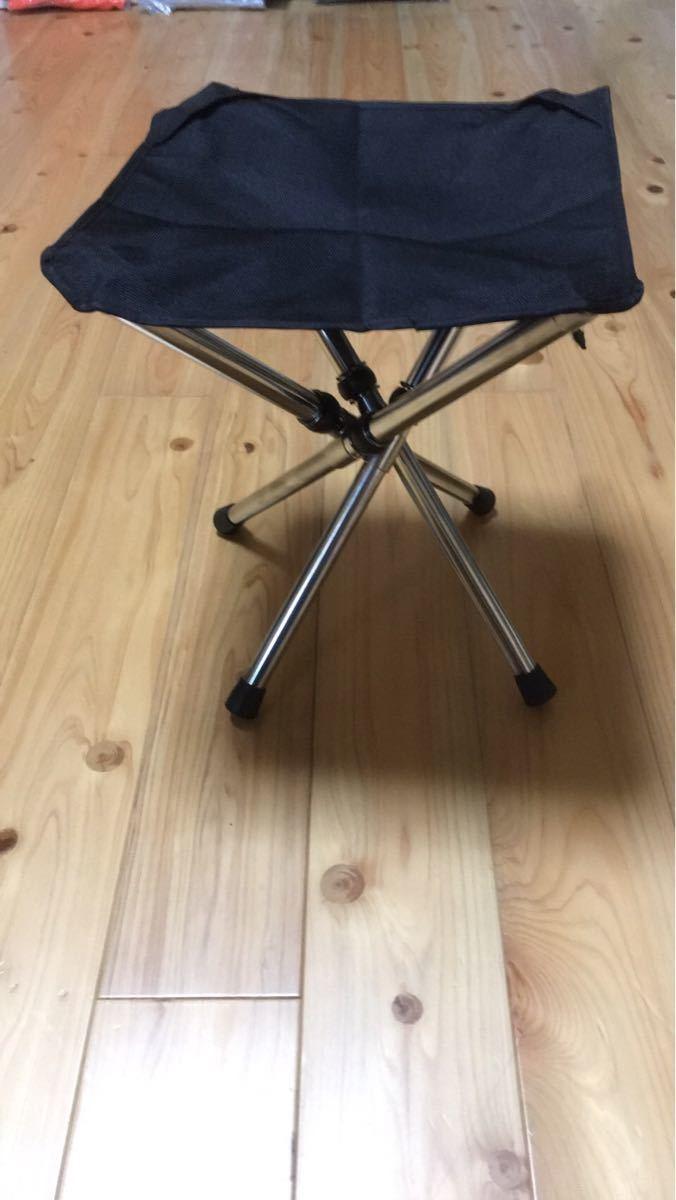 アルミチェア コンパクト 椅子 アウトドア ソロキャンプ