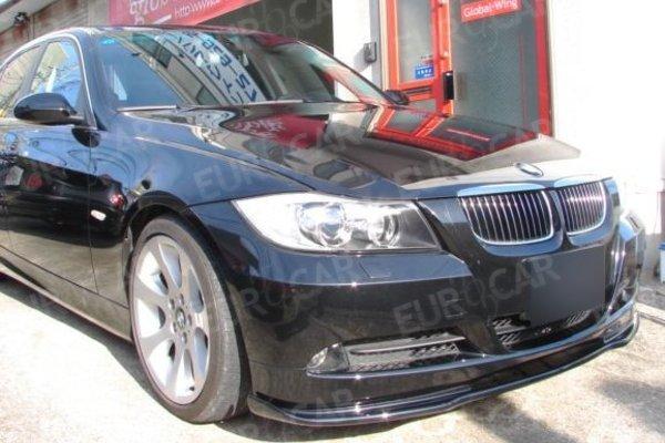 BMW E90 E91 色無 H フロントリップスポイラー_画像4