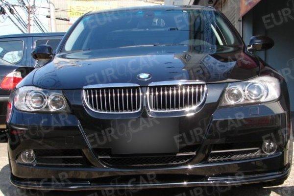 BMW E90 E91 色無 H フロントリップスポイラー_画像2