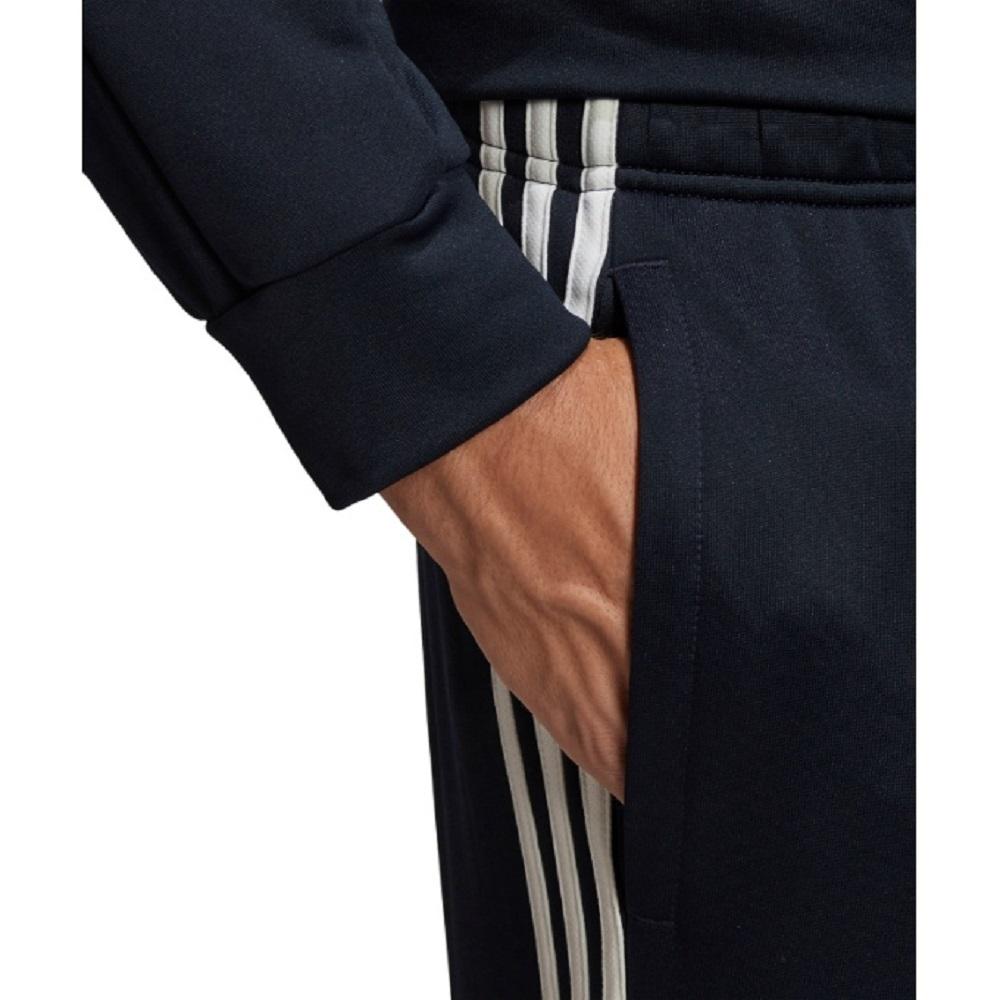 アディダス メンズ アーバントラックスーツ Sサイズ ネイビー/ホワイト 紺 フルジップフーディー&パンツ ジャージ上下セット セットアップ_画像10