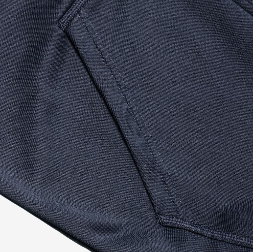 アディダス メンズ アーバントラックスーツ Sサイズ ネイビー/ホワイト 紺 フルジップフーディー&パンツ ジャージ上下セット セットアップ_画像8