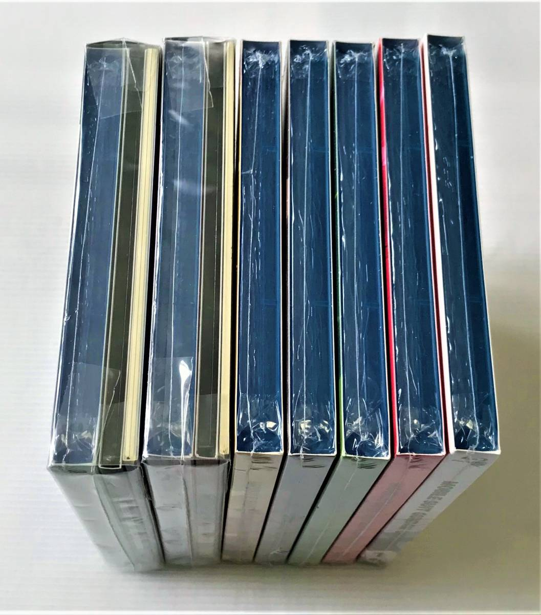 ◎新品◎ 初回限定版 機動戦士ガンダムUC Blu-ray 全7巻セット   MOBILE SUIT GUNDAM UNICORN ユニコーン BD ブルーレイ_画像5