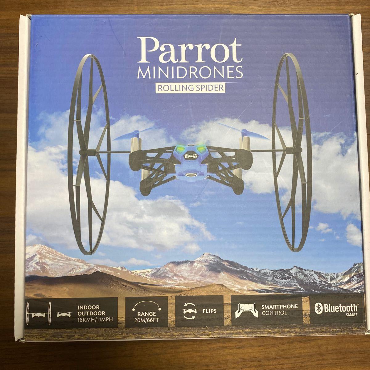 ドローン Parrot MINIDRONES ROLLING SPIDER