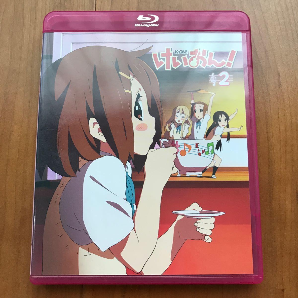 【Blu-ray】けいおん!(2)K-ON! かきふらい