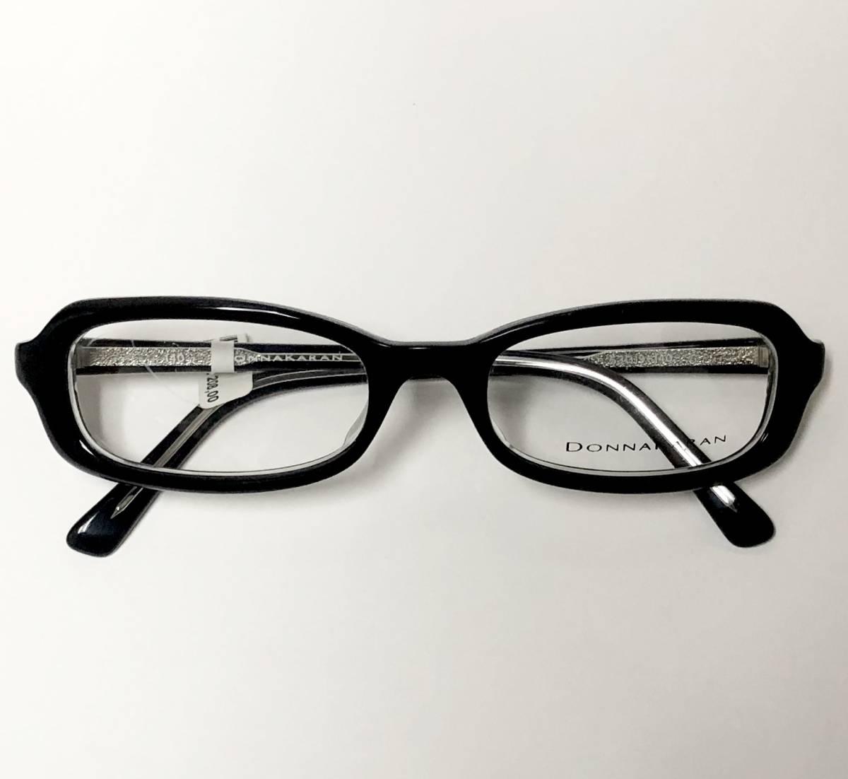 ダナキャラン 正規新品 日本製メガネ 米国ブランド Donna Karan_画像9