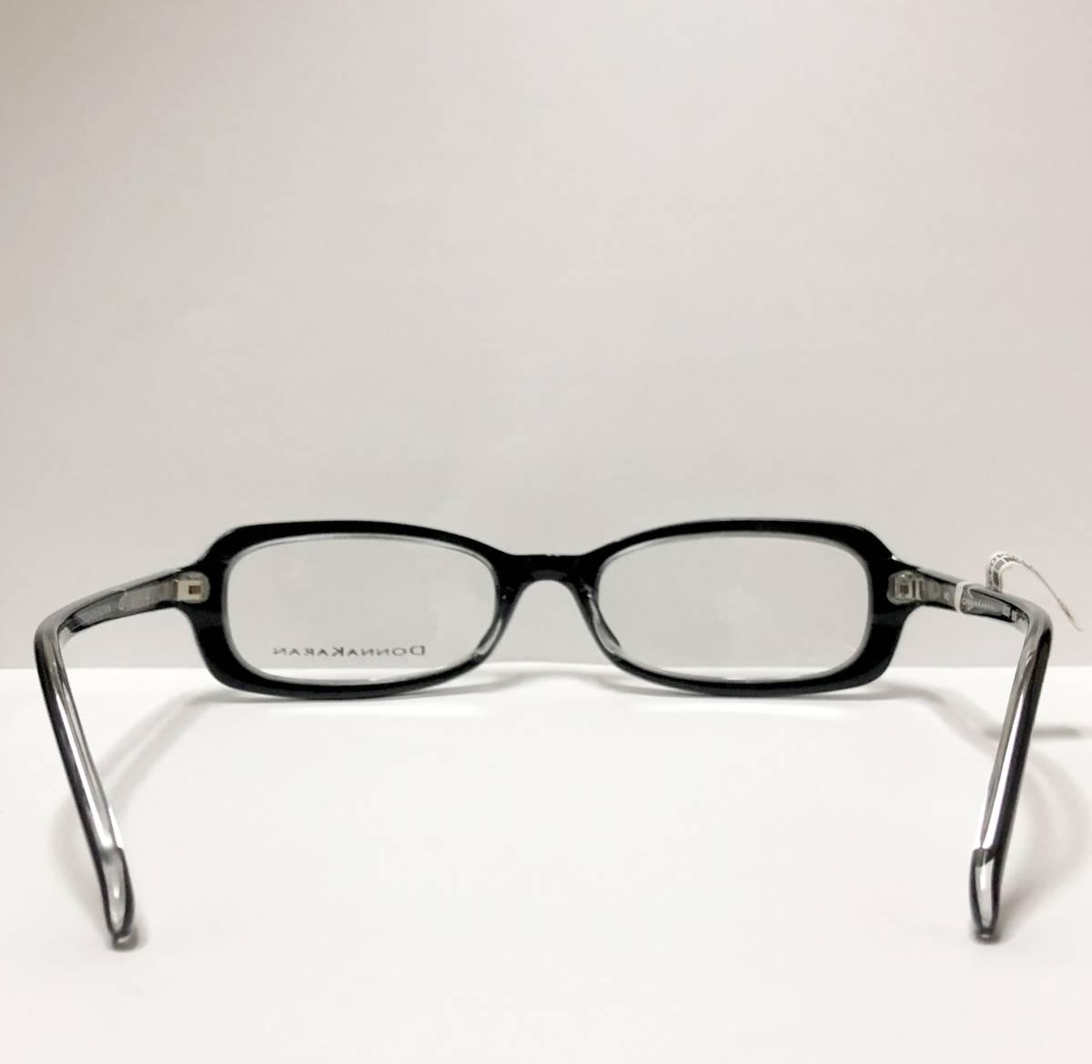 ダナキャラン 正規新品 日本製メガネ 米国ブランド Donna Karan_画像7
