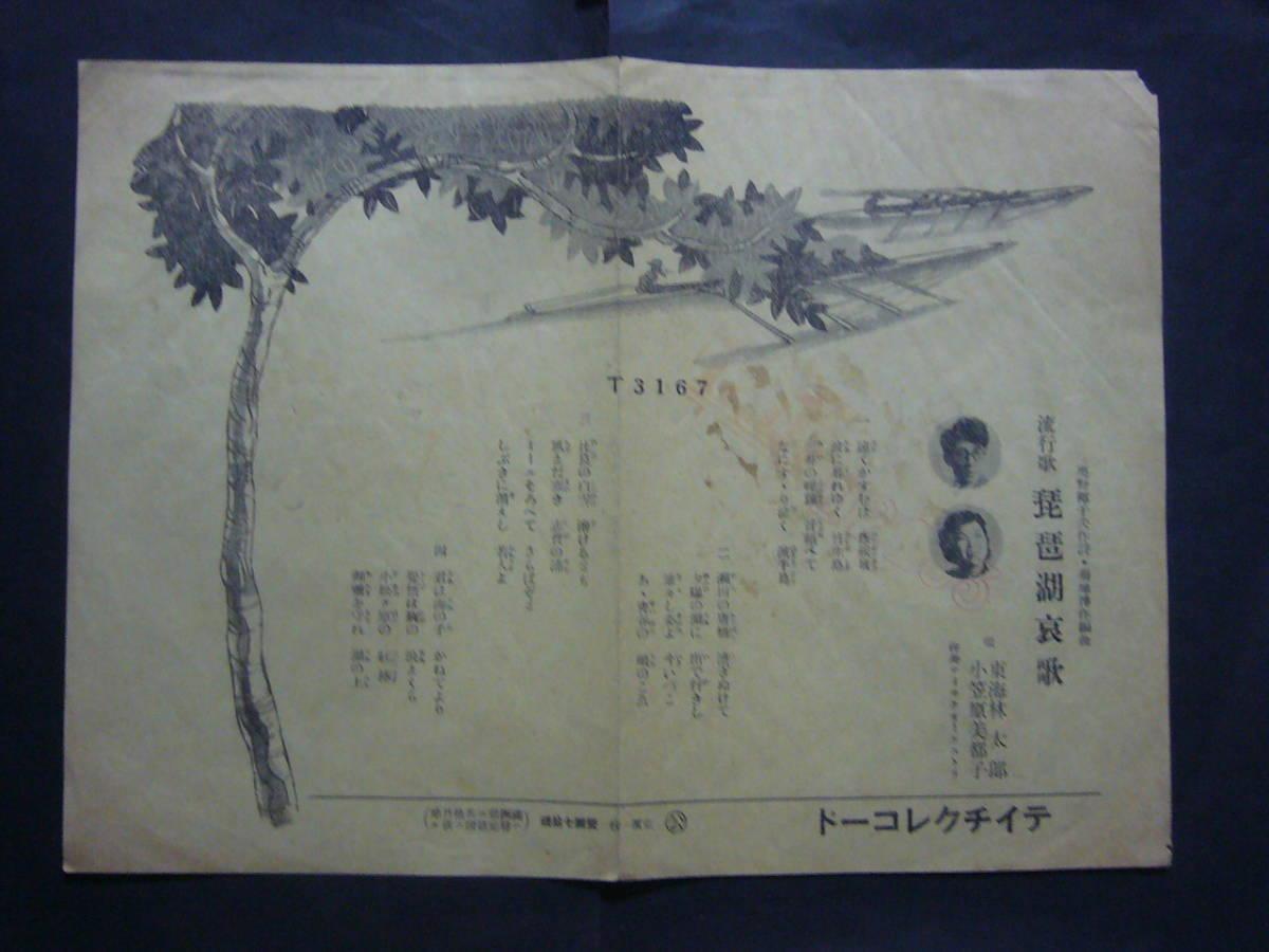 琵琶湖 哀歌