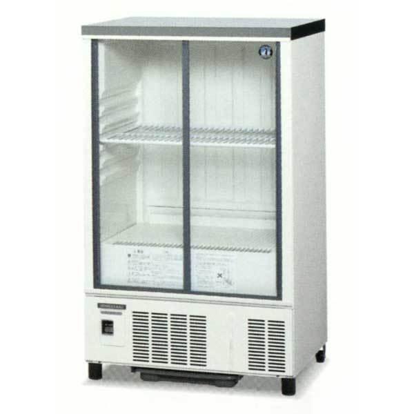 ★新品 ホシザキ SSB-63DTL 冷蔵ショーケース ビールケース 店舗 引戸ガラス冷蔵庫●送料込_画像1