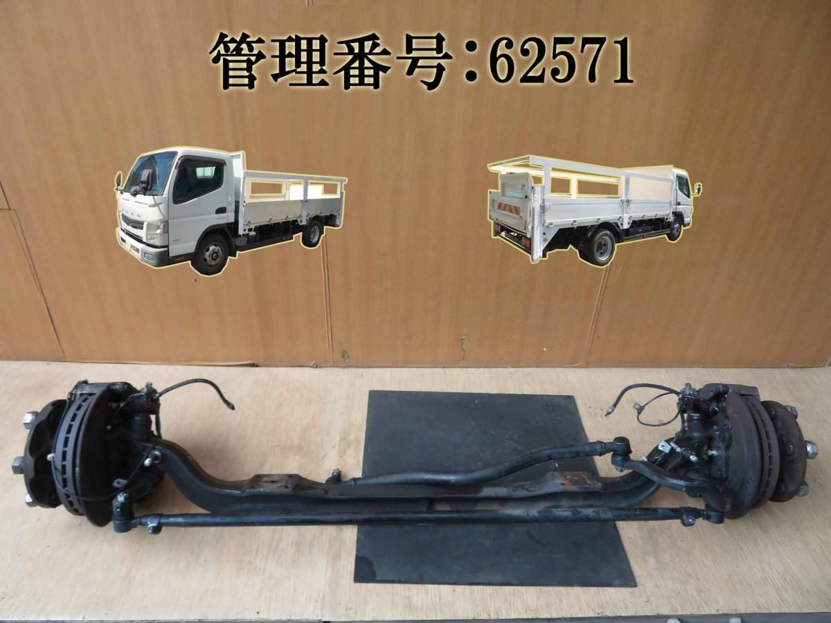 H24 キャンター FEB80 2WD Fデフホーシング/フロントデフホーシング_画像1
