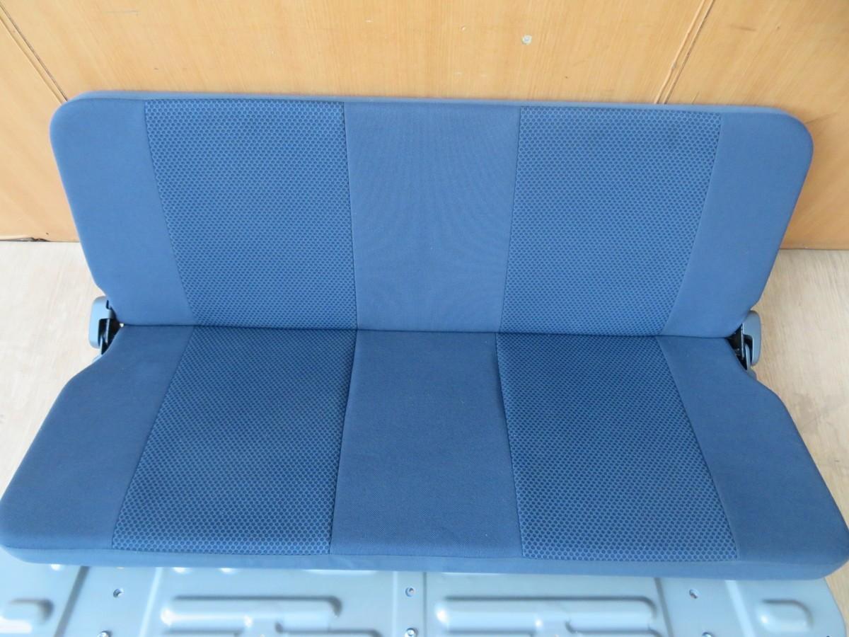 H27 ハイゼット S321V リアシート/Rシート_画像5