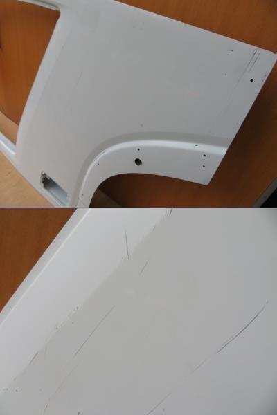 フォワード FRR90 白系 右フロントドア/運転席ドア/右前ドア_画像2