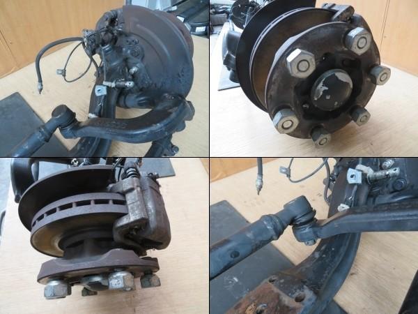 H24 キャンター FEB80 2WD Fデフホーシング/フロントデフホーシング_画像4