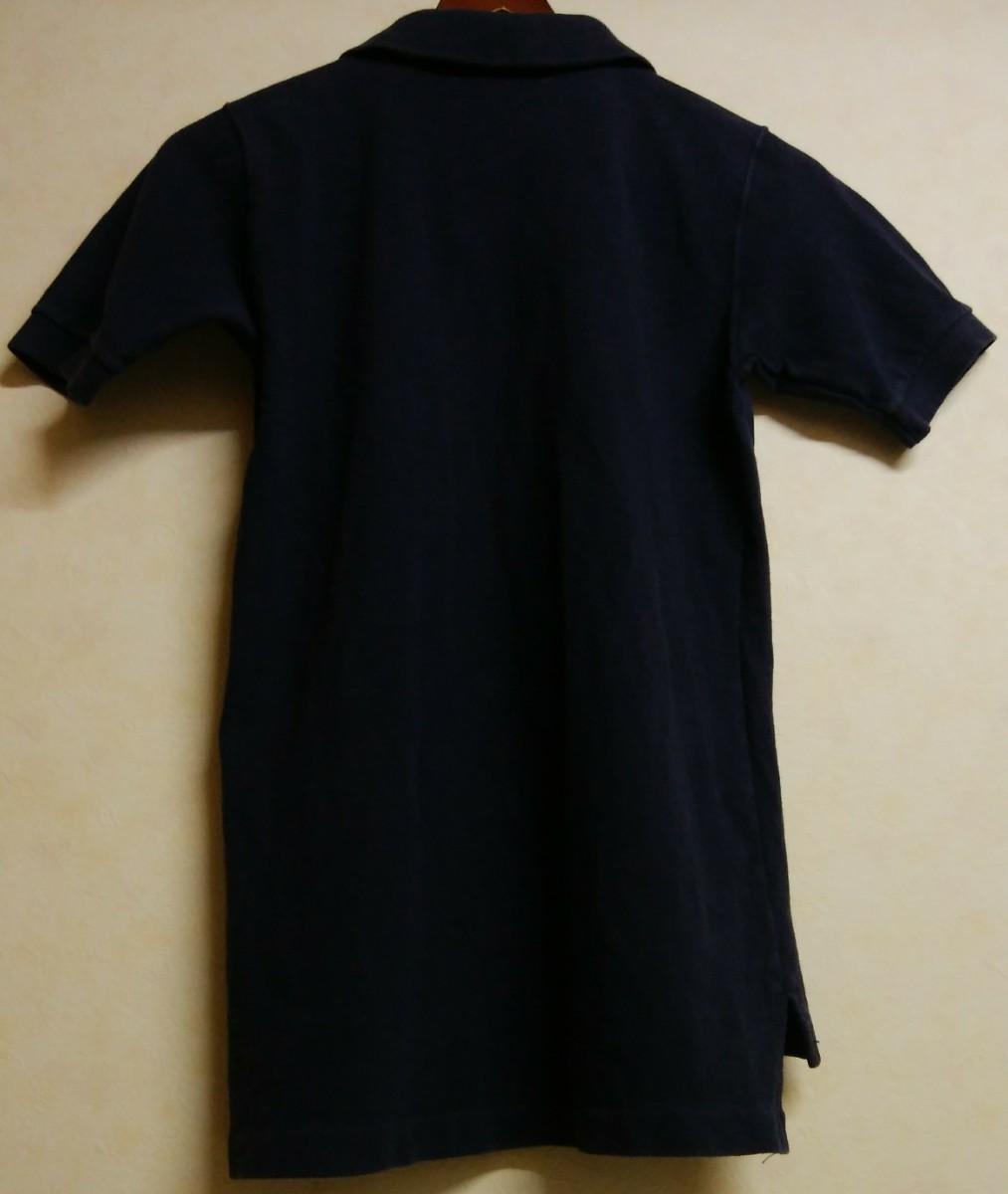 ヒステリックグラマー 半袖ポロシャツ