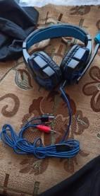 h229 ゲーミングステレオヘッドホン ゲーム ヘッドセット 高音質 マイク LEDライト 快適装着 PC/PS4/XBOX_画像9