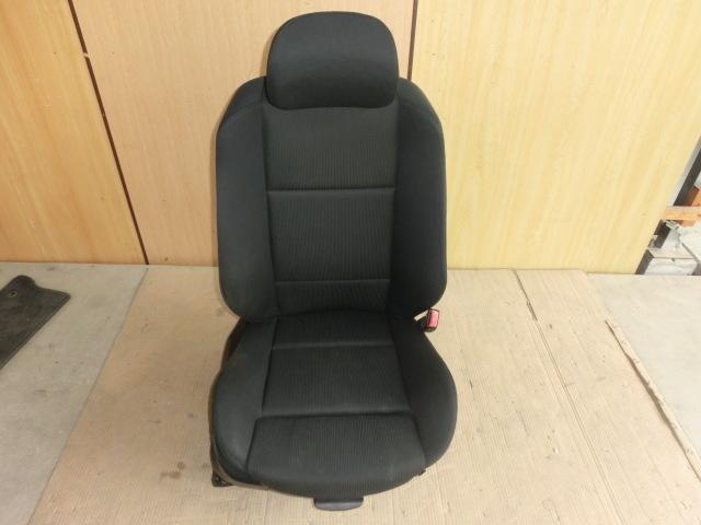 ★BMW X3 運転席 シート 平成20年 後期 ABA-PC25 右 フロント 布製 電動 E83 2.5SI 7.7万㌔ 08y _画像1