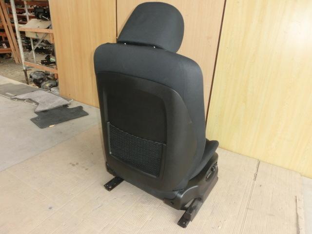 ★BMW X3 運転席 シート 平成20年 後期 ABA-PC25 右 フロント 布製 電動 E83 2.5SI 7.7万㌔ 08y _画像4