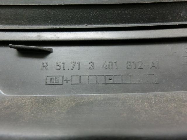 ★BMW X3 カウル トップ 平成20年 後期 ABA-PC25 パネル E83 2.5SI 7.7万㌔ 08y _画像3