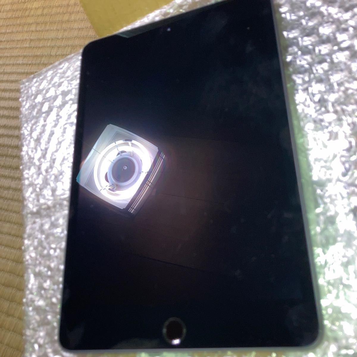 【ほぼ未使用】残債なし iPad mini 5 256GB スペースグレイ Cellular SIMフリー iPad mini5 iPad mini 第5世代 Apple 本体のみ_画像3