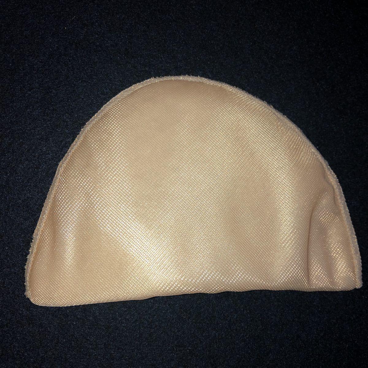 スタンダードタイプ セットイン型肩パット 20枚 厚さ(mm): 約5 色: ベージュ 寸法(横×縦)(mm): 約155×95 ブラウスパット  裁縫用_画像7