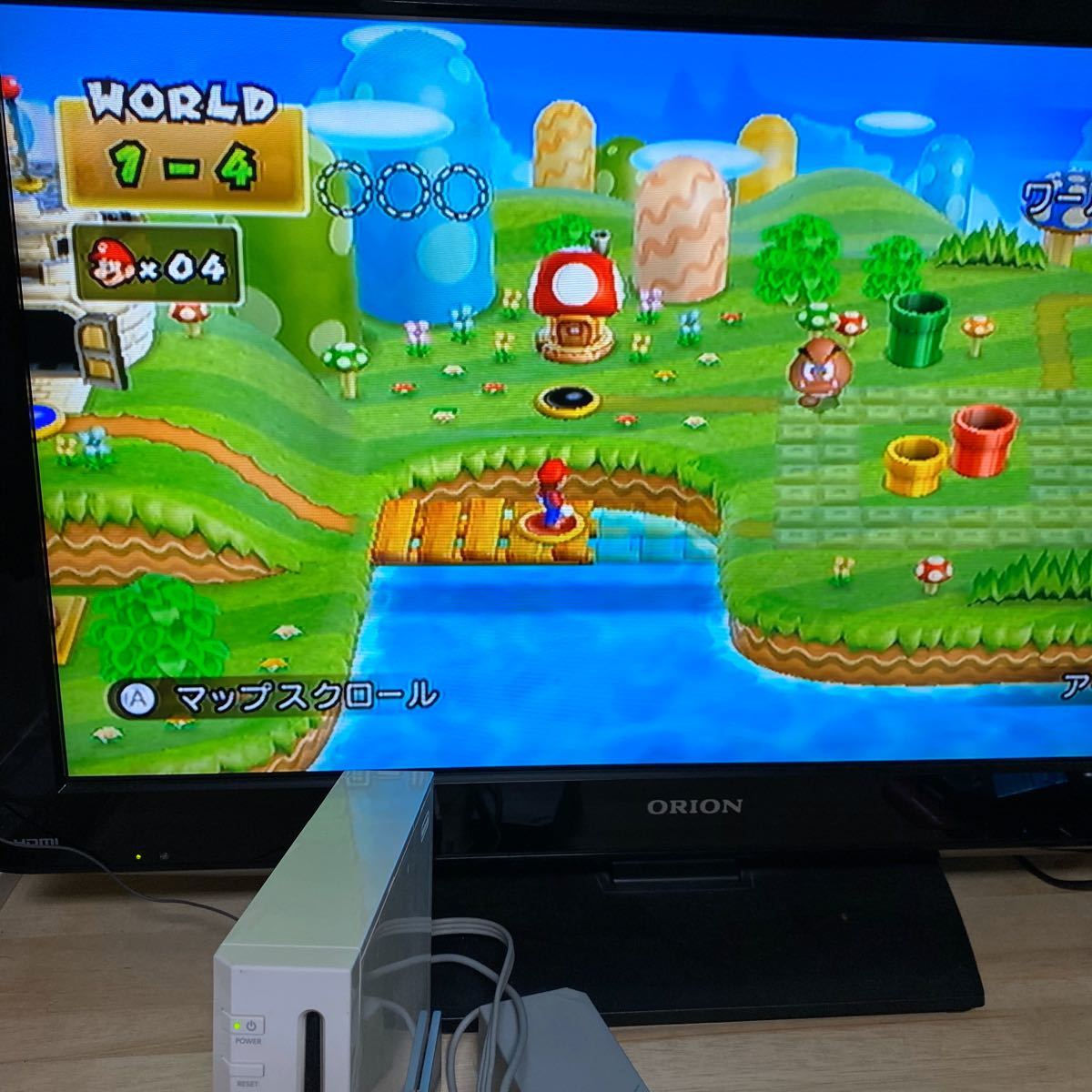 Wii 本体 コントローラー ソフト3本セット ウィー