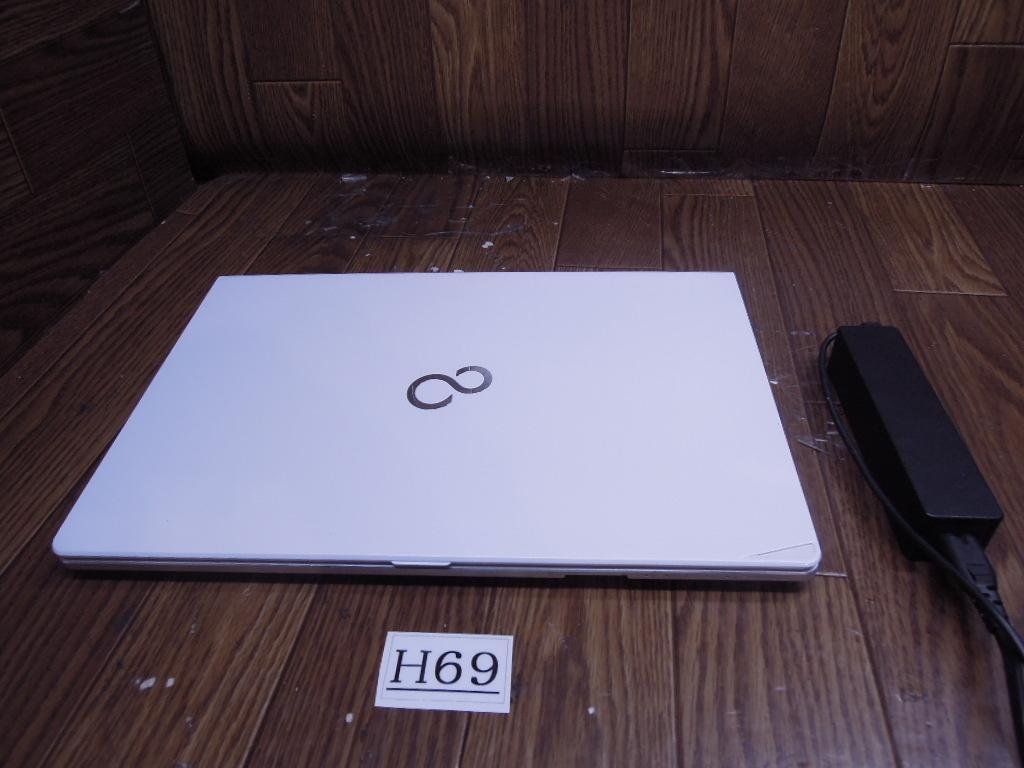 カメラ搭載★デザイン良★WQHD(2560X1440表示)★第4世代Core i5-★無線LAN★DVDRW★富士通★光沢液晶モバイル★Life Book SH90/M★H69_画像9