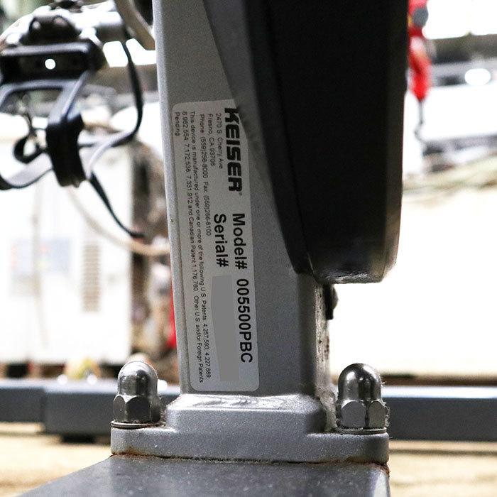‰ カイザー KEISER インドアサイクル m3 スピンバイク エアロバイク トレーニング サイクリングマシン 中古 KE_画像5