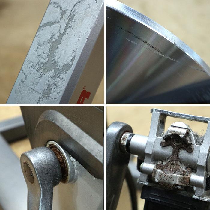 ‰ カイザー KEISER インドアサイクル m3 スピンバイク エアロバイク トレーニング サイクリングマシン 中古 KE_画像4