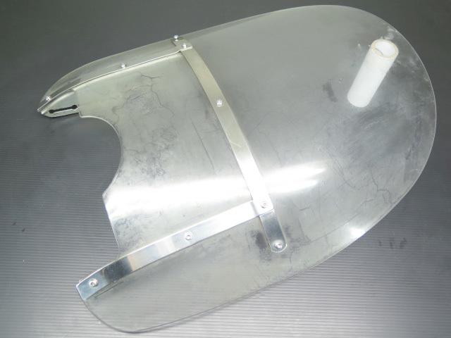 ハーレー FLSTC1340 純正 スクリーン ソフテイル EVO (200323DJ0197)_画像4